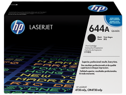 HP - HP Q6460A Orjinal Siyah Toner 644A
