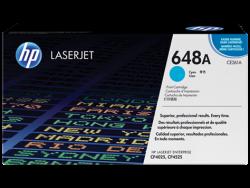 HP - HP CE261A Orjinal Mavi Toner 648A