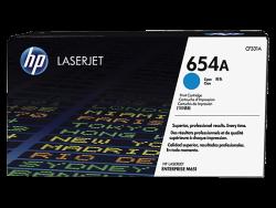 HP - HP CF331A Orjinal Mavi Toner 654A