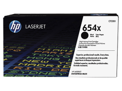 HP - HP CF330X Orjinal Siyah Toner 654X