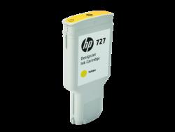 HP - HP F9J78A Orjinal Sarı Kartuş 727 (300ML)