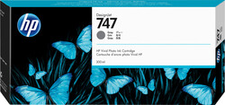 HP - HP 747 Gri Mürekkep Kartuş P2V86A (300 ML)