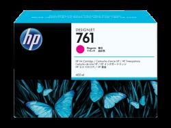 HP - HP CM993A Orjinal Kırmızı Kartuş 761 (400ML)
