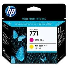 HP - HP 771 Kırmızı-Sarı Baskı Kafası CE018A