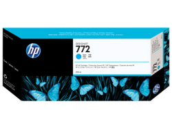 HP - HP 772 Orjinal Mavi Kartuş CN636A (300ML)