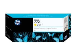 HP - HP 772 Orjinal Sarı Kartuş CN630A (300ML)
