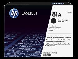 HP - HP CF281A Orjinal Siyah Toner 81A