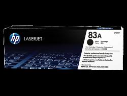 HP - HP 83A Orjinal Siyah Toner CF283A