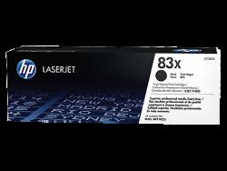 HP - HP CF283X Orjinal Siyah Toner 83X