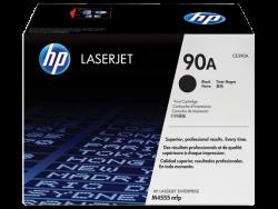 HP - HP CE390A Orjinal Siyah Toner 90A