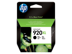 HP - HP 920XL Orjinal Siyah Kartuş CD975AE
