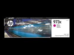 HP - HP 973X Orjinal Kırmızı Kartuş F6T82AE