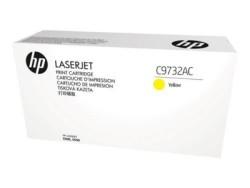 HP - HP C9732AC Sarı Orjinal Toner C9732AC