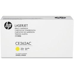HP - HP CE262AC Orjinal Sarı Toner