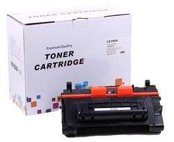 HP - HP CE390A Siyah Muadil Toner 90A