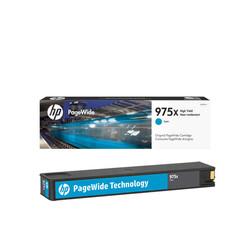 HP - HP L0S00AA Orjinal Mavi PageWide Kartuşu 975X