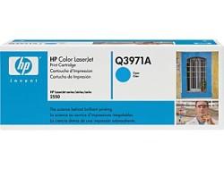 HP - HP Q3971A Orjinal Mavi Toner