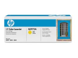 HP - HP Q3972A Orjinal Sarı Toner