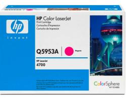 HP - HP Q5953A Orjinal Kırmızı Toner 643A