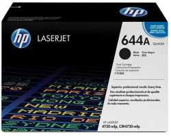 HP - HP Q6460A Orjinal Siyah Toner 644A (Kutusuz Ürün)