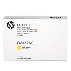 HP - HP Q6462AC Sarı Orjinal Toner