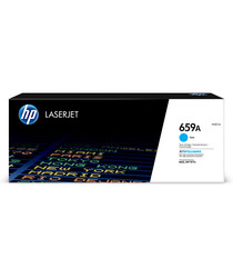 HP - HP W2011A Orjinal Mavi Toner Kartuş 659A