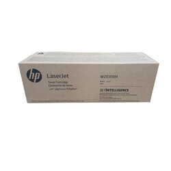 HP - HP W2030XH Orjinal Yüksek Kapasite Siyah Toner 415X