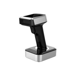 KDT - KDT-W3042 Kablosuz (2D) Lazer Barkod Okuyucu (2.4G) (USB+Bluetooth)