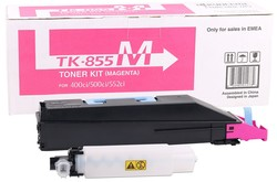 KYOCERA - Kyocera Mita TK-855 Orjinal Kırmızı Toner