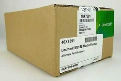 LEXMARK - Lexmark 40X7591 Media Feeder