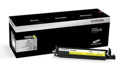 LEXMARK - Lexmark 70C0D40 Orjinal Sarı Developer 700D4