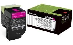 LEXMARK - Lexmark 80C8XM0 Orjinal Kırmızı Toner