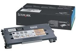 LEXMARK - Lexmark C500H2KG Orjinal Siyah Toner (5K)