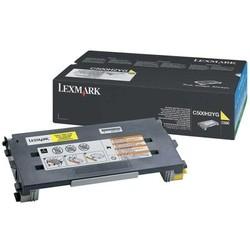 LEXMARK - Lexmark C500H2YG Orjinal Sarı Toner (3K)