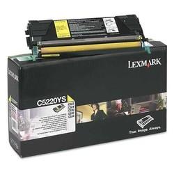 LEXMARK - Lexmark C5220YS Orjinal Sarı Toner