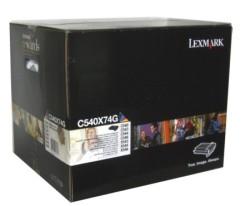 LEXMARK - Lexmark C540X74G Orjinal Siyah ve Renkli Drum Kit