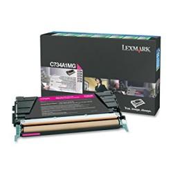 LEXMARK - Lexmark C734A1MG Orjinal Kırmızı Toner