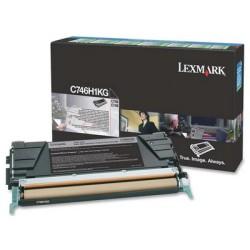 LEXMARK - Lexmark C746H1KG Orjinal Siyah Toner