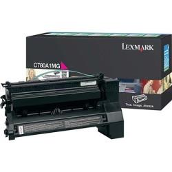 LEXMARK - Lexmark C780A1MG Orjinal Kırmızı Toner