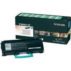 LEXMARK - Lexmark E360H11E Orjinal Siyah Toner E360/E460