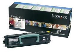 LEXMARK - Lexmark X203A11G Orjinal Siyah Toner X203/X204