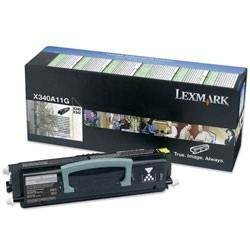 LEXMARK - Lexmark X340A11G Orjinal Siyah Toner 2.500 Sayfa