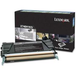 LEXMARK - Lexmark X746H1KG Orjinal Siyah Toner X746/X748