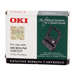 OKI - Oki 01108603 Orjinal Siyah Şerit ML520/ML521