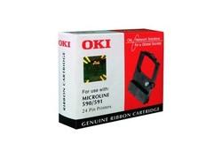 - Oki 09002316 Orjinal Siyah Şerit ML590/ML591