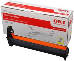 OKI - Oki 44064009 Orjinal Sarı Drum C801/C821