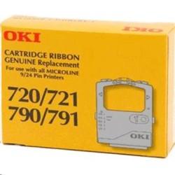 OKI - Oki 44641401 Orjinal Siyah Şerit ML720/ML721/ML790/ML791