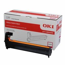 OKI - Oki 44844406 Orjinal Kırmızı Drum Ünitesi C822/C831/C841