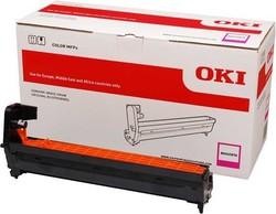 OKI - Oki 46484106 Orjinal Kırmızı Drum Ünitesi C532/C542/MC563/MC573