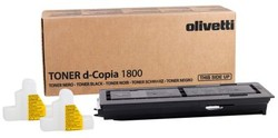 OLIVETTI - Olivetti D-Copia 1800MF-2200MF Orjinal Toner